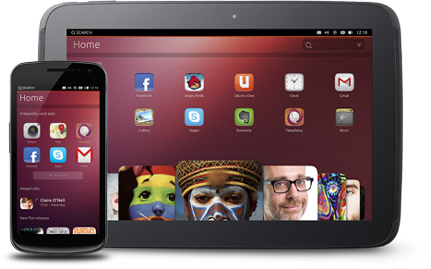 Ubuntu Phone and Tablet